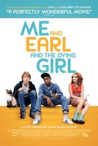 Filmplakat/Bild zu ME AND EARL AND THE DYING GIRL, Regie: Alfonso Gomez-Rejon