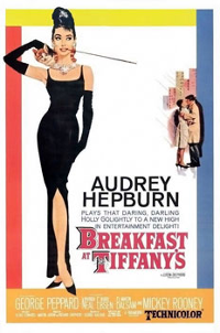 Filmplakat/Bild zu BREAKFAST AT TIFFANY'S, Regie: Blake Edwards