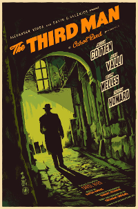 Filmplakat/Bild zu THE THIRD MAN, Regie: Carol Reed