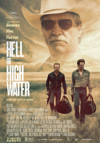 Filmplakat/Bild zu HELL OR HIGH WATER, Regie: David Mackenzie