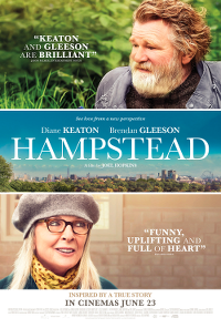 Filmplakat/Bild zu HAMPSTEAD, Regie: Joel Hopkins