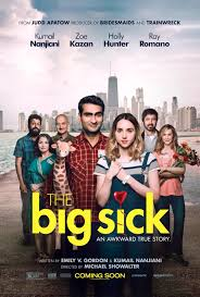Filmplakat/Bild zu THE BIG SICK, Regie: Michael Showalter