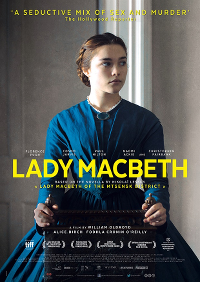 Filmplakat/Bild zu LADY MACBETH, Regie: William Oldroyd