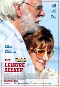 Filmplakat/Bild zu THE LEISURE SEEKER, Regie: Paolo Virzì