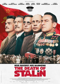 Filmplakat/Bild zu THE DEATH OF STALIN, Regie: Armando Iannucci
