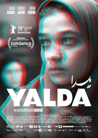 Filmplakat/Bild zu YALDA, A NIGHT FOR FORGIVENESS, Regie: Massoud Bakhshi