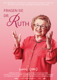 Filmplakat/Bild zu ASK DR. RUTH, Regie: Ryan White